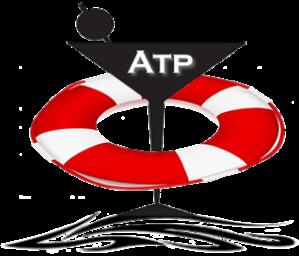 ATP logo lifering